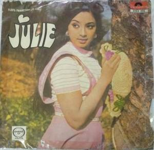 Julie Hindi Film EP Vinyl Record www.mossymart.com 3