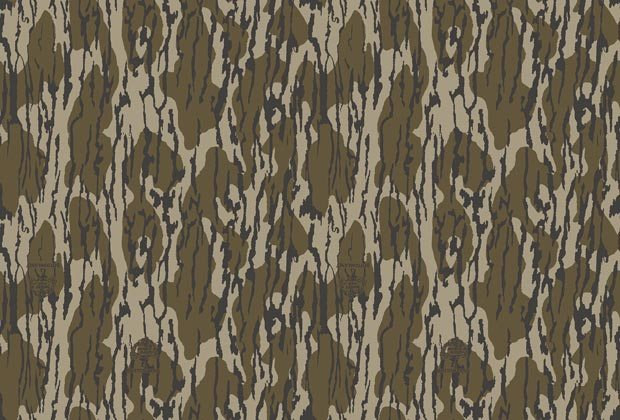 our camo patterns mossy