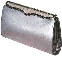 World's Most Expensive Purses - Lana Marks' Cleopatra Clutch