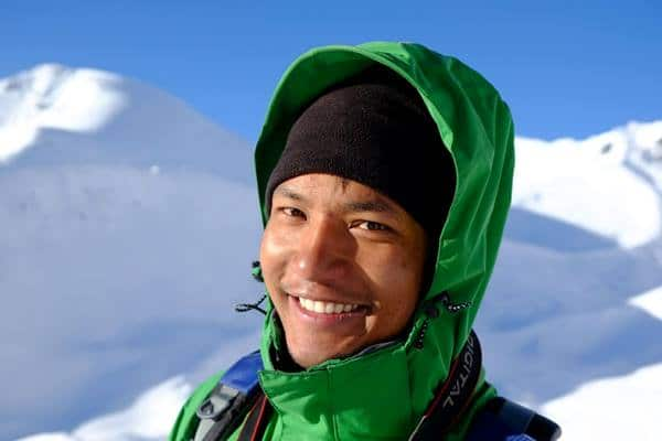 My hero of the month - Raj from Let's Clean Up Nepal