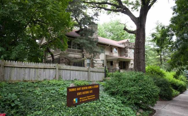 Thomas Hart Benton Home And Studio State Historic Site