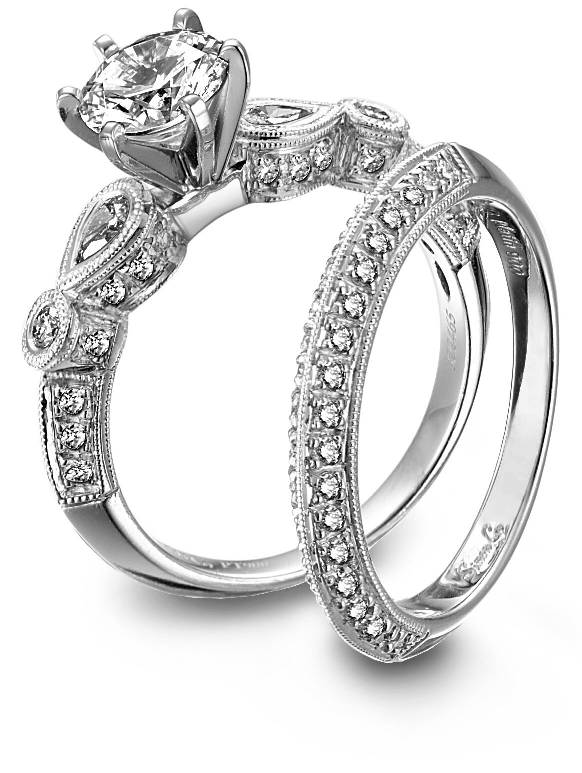 15 Examples Of Brilliant Wedding Rings  Mostbeautifulthings