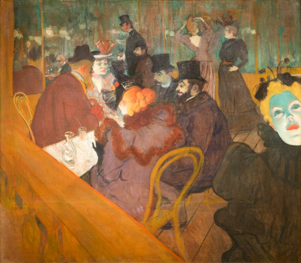 Moulin Rouge Henri De Toulouse Lautrec Art