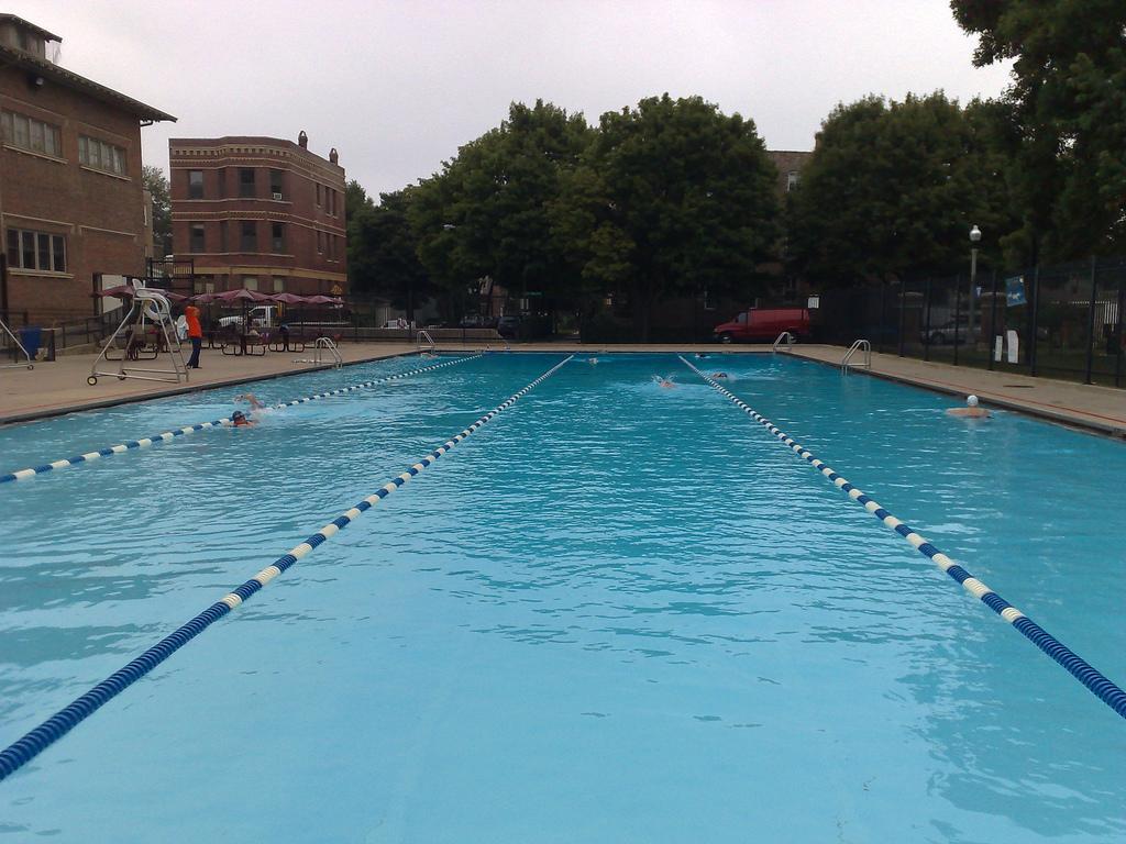 Chicagos Best Public Pools
