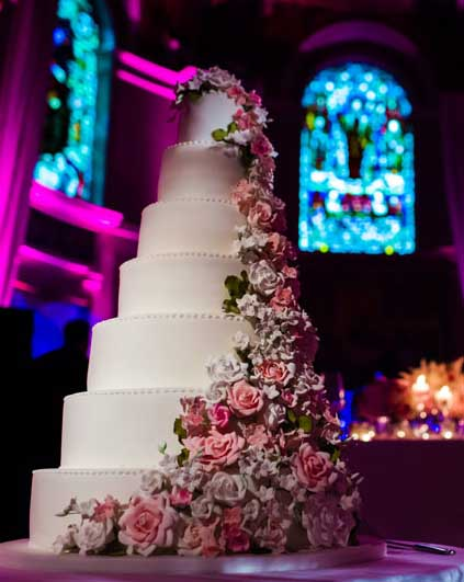 Top 10 Best Cakes In The World : cakes, world, Expensive, Celebrity, Wedding, Cakes