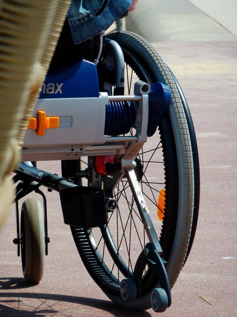 mobile wheel chair