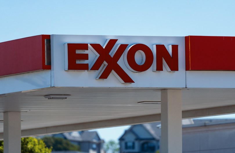 Exxon Mobil Smart Card