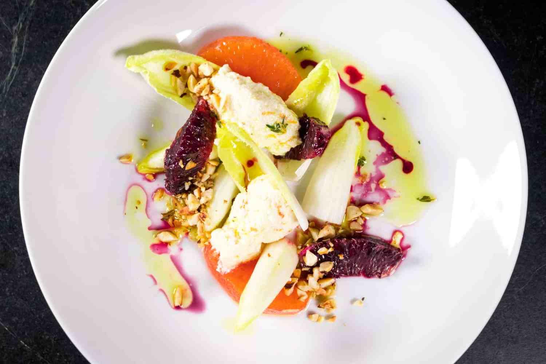 Endive & Blood Orange Salad