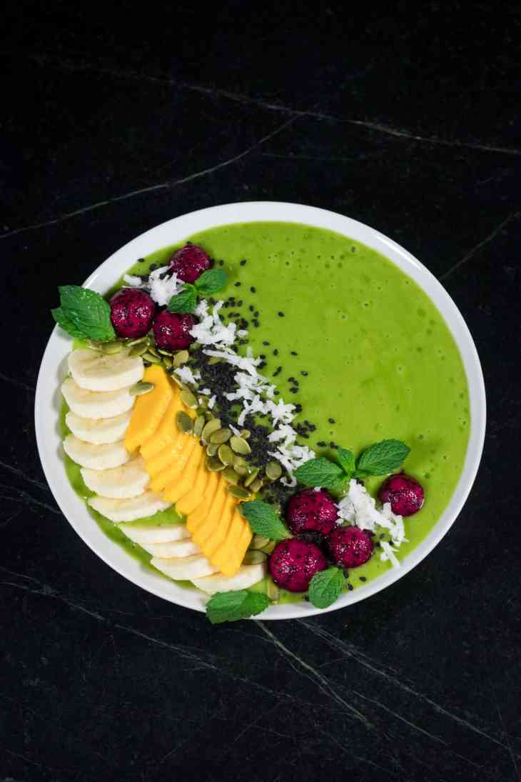 Jackfruit Smoothie Bowl