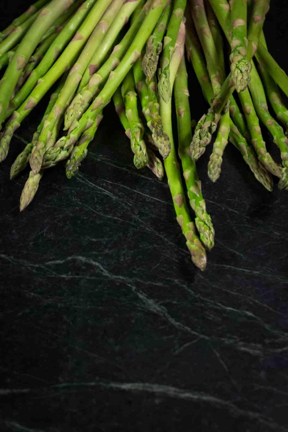 Asparagus and Lemon Garganelli