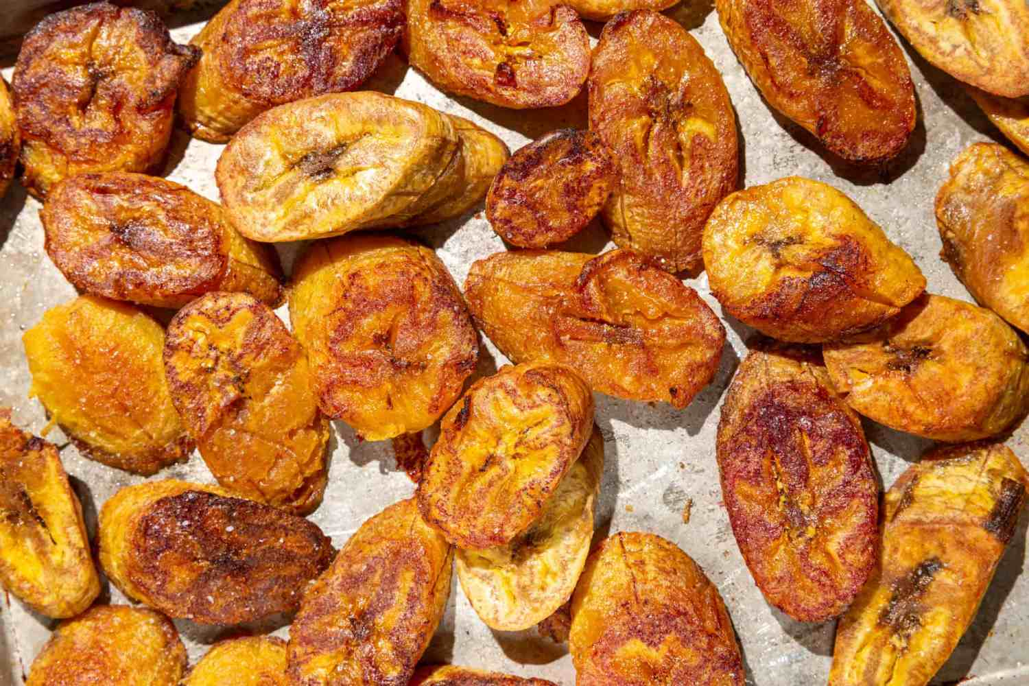 baked plantains