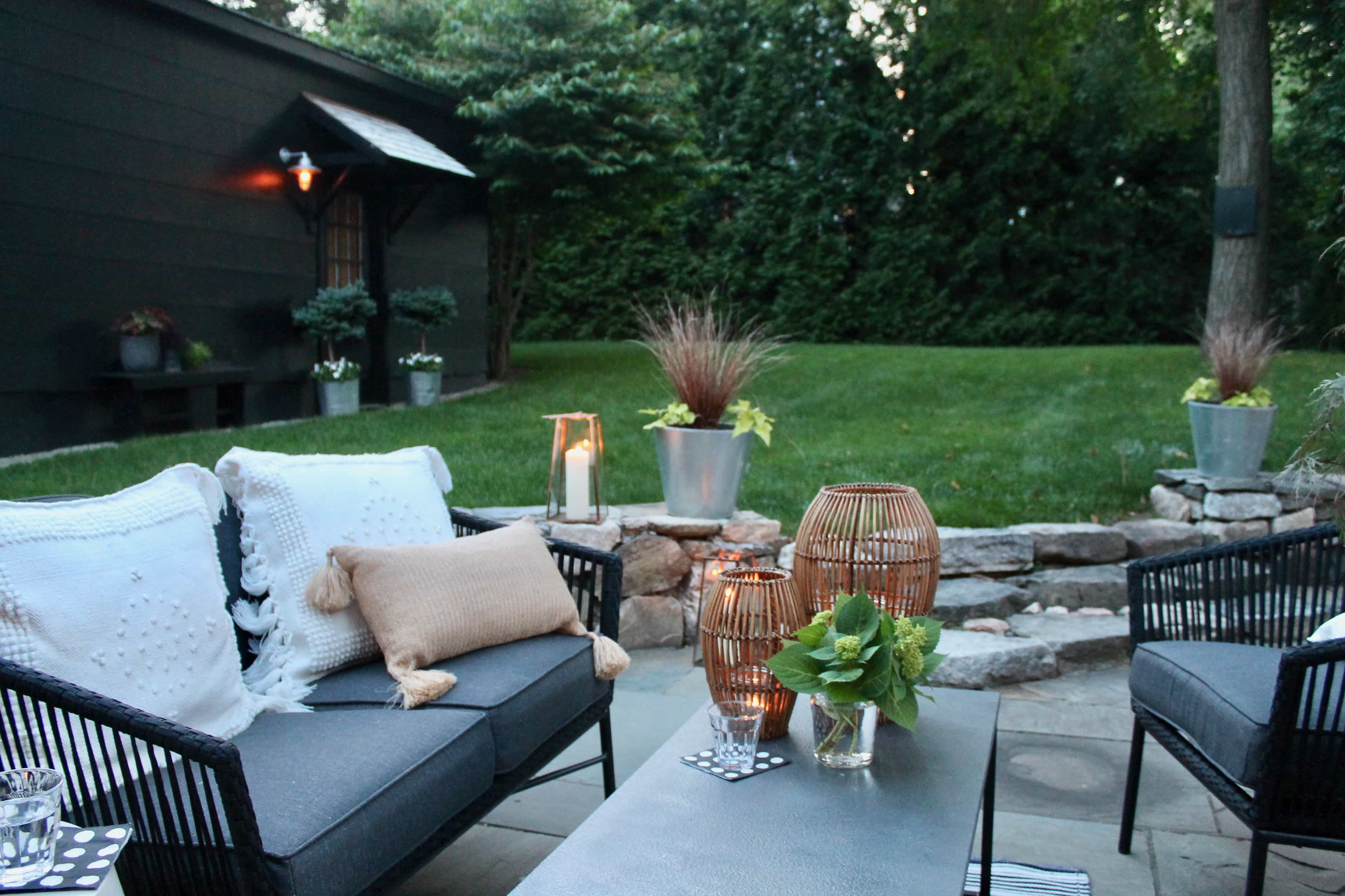 Creating Outdoor Space Summer Living