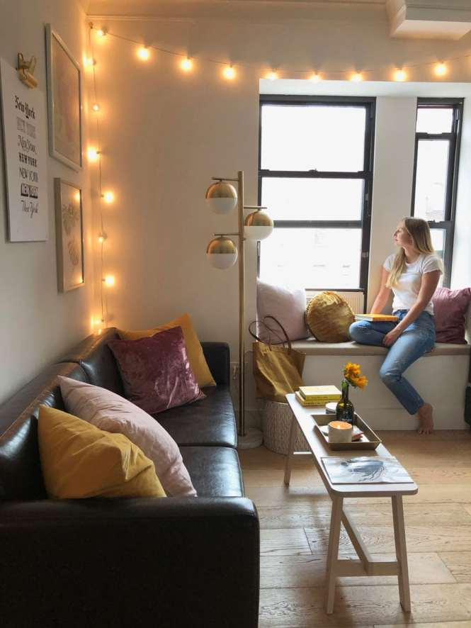Small E Living In New York City