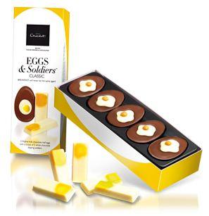 Hotel Chocolat Classic Milk Chocolate Eggs Amp Soldiers