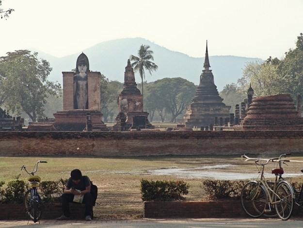 Bangkok to Sukhothai