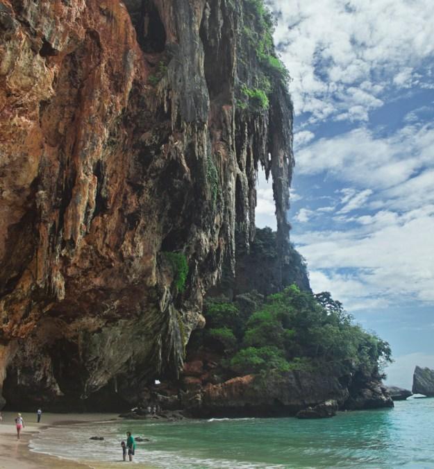 Railey Beach, Krabi, Thailand