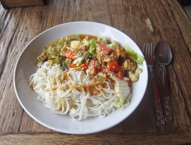 Vegan and vegetarian restaurant guide in Koh Tao, Thailand