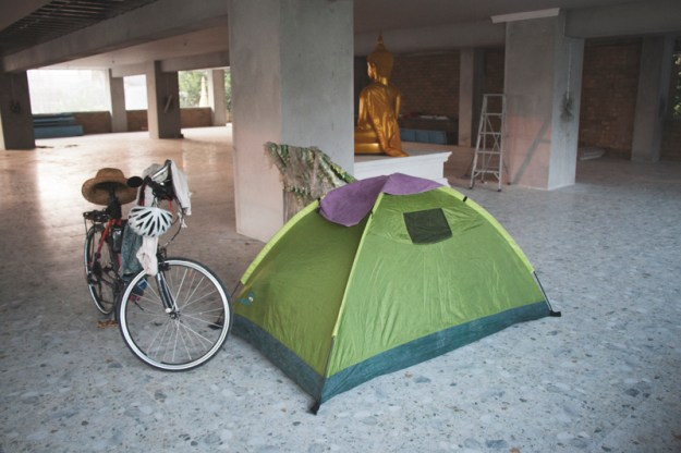 bicycle touring south east asia