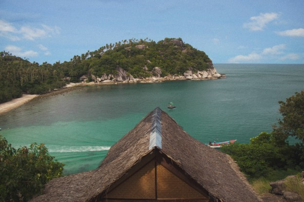 Review of The Sanctuary yoga retreat, spa and detox resort in Koh Phangan, Thailand. Travel Blog South East Asia