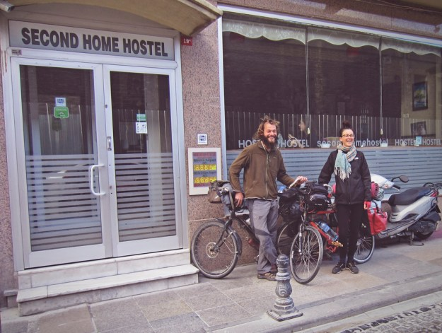 Secondhome hostel, Istanbul, Turkey