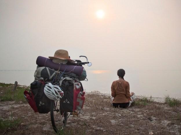 Meditation and Traveling: finding balance