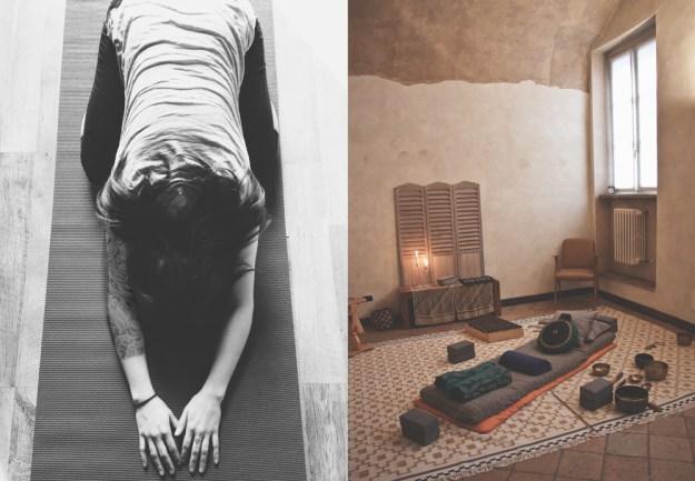 le monadi spa yoga parma italy