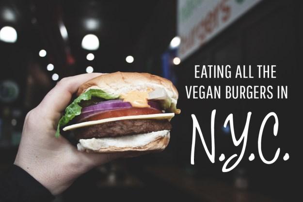 best vegan burgers in new york and brooklyn