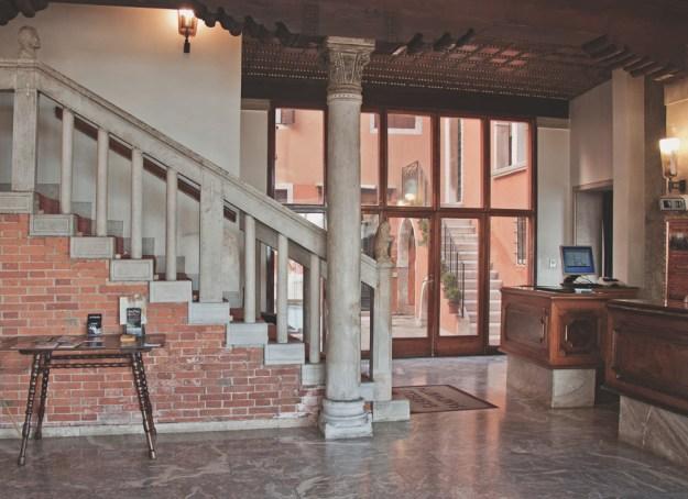 hotel gabrielli sandwirth venice lobby