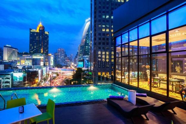 hotel bangkok sukhumvit