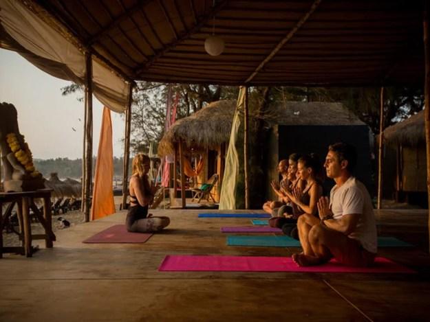 bamboo yoga patnem