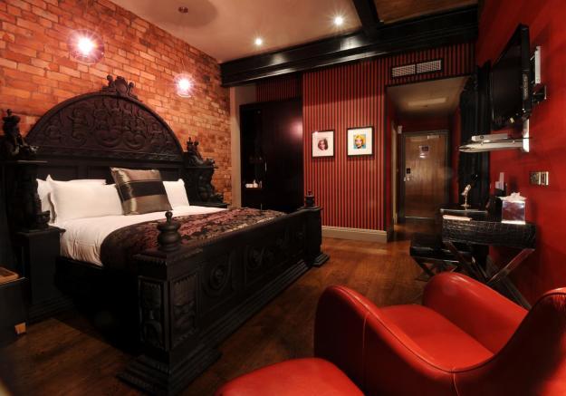 velvet hotel manchester
