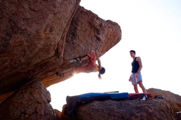 bouldering in hawaii