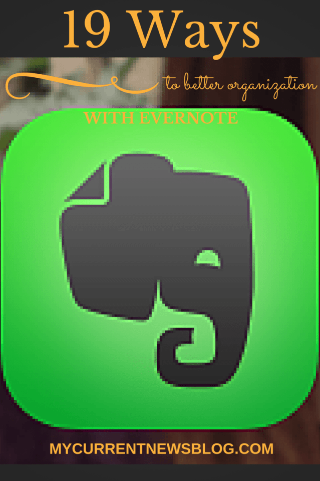 How to improve your productivity with Evernote