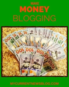 Discover how to make money from #blogging