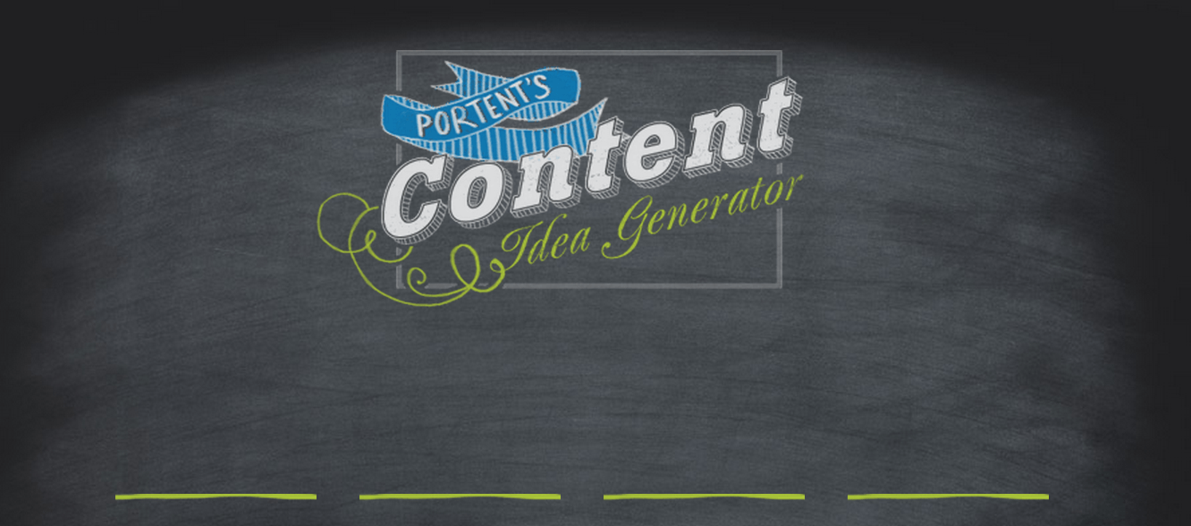 6 best ways bloggers can save time with templates mostly for Portent headline generator