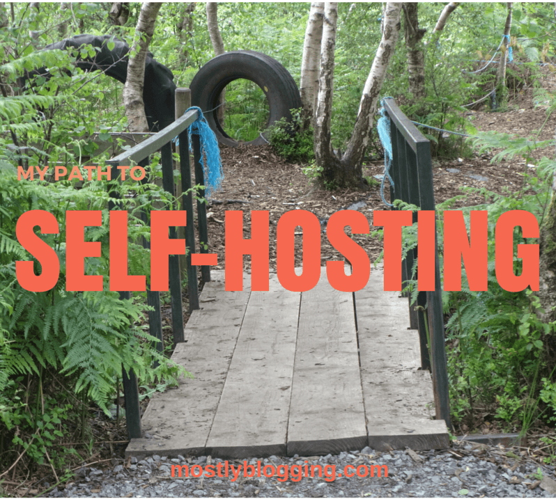 Should bloggers self host? Click to see the answer.