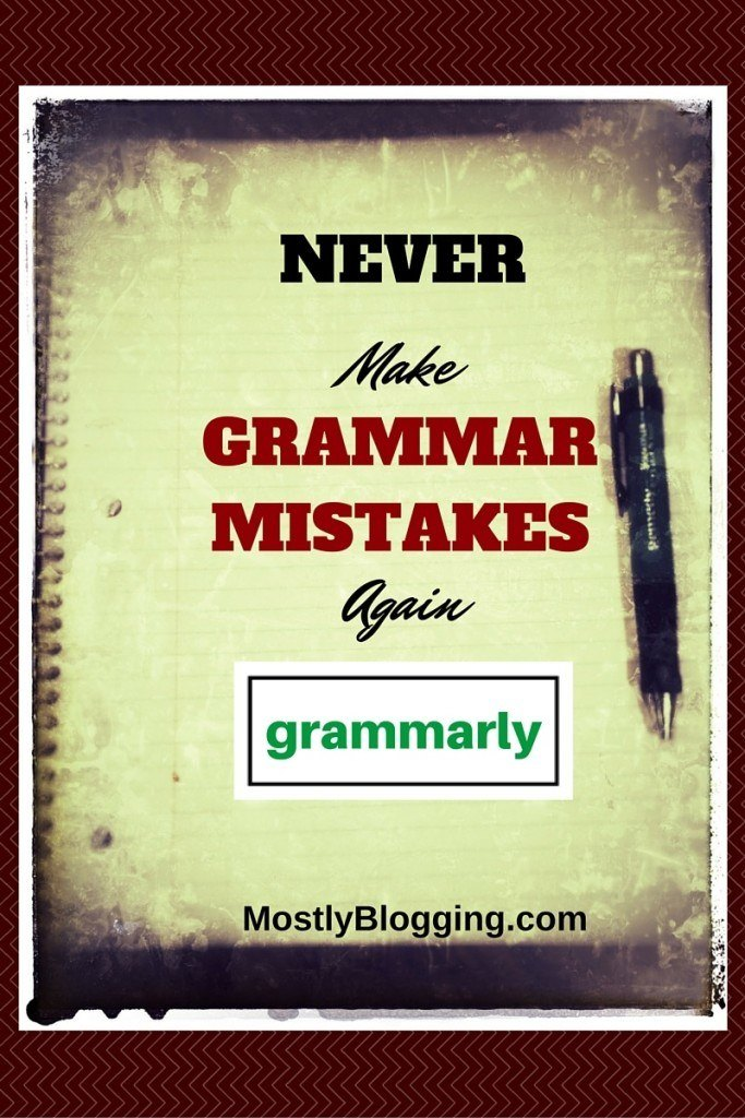 Grammarly helps writers and bloggers