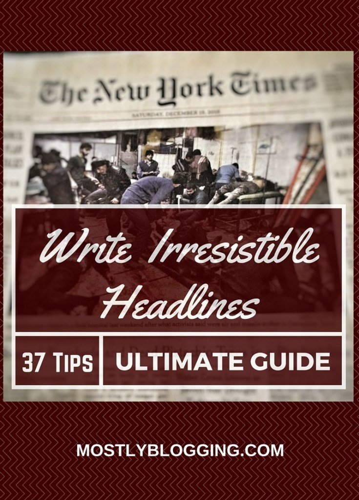 Effective #Headlines will increase #blog traffic