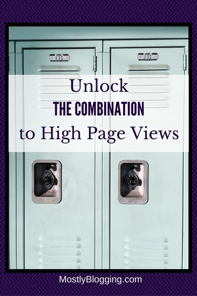 How to get high page views to your blog