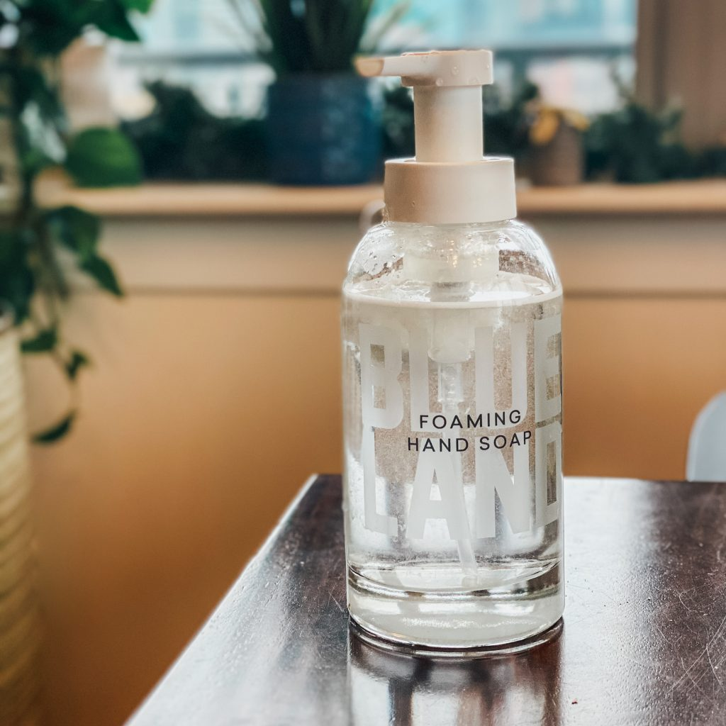 10 Easy Low Waste Swaps | Blueland hand soap