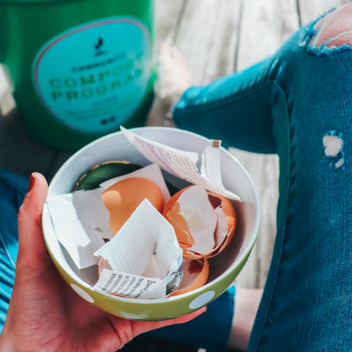 10 Easy Low Waste Swaps | composting