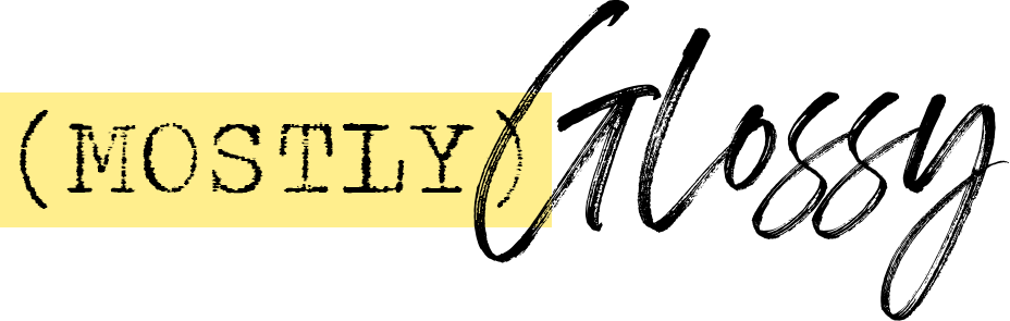 mostlyglossy-logo