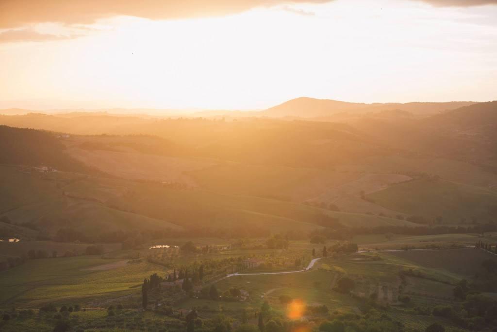 tuscanysunset