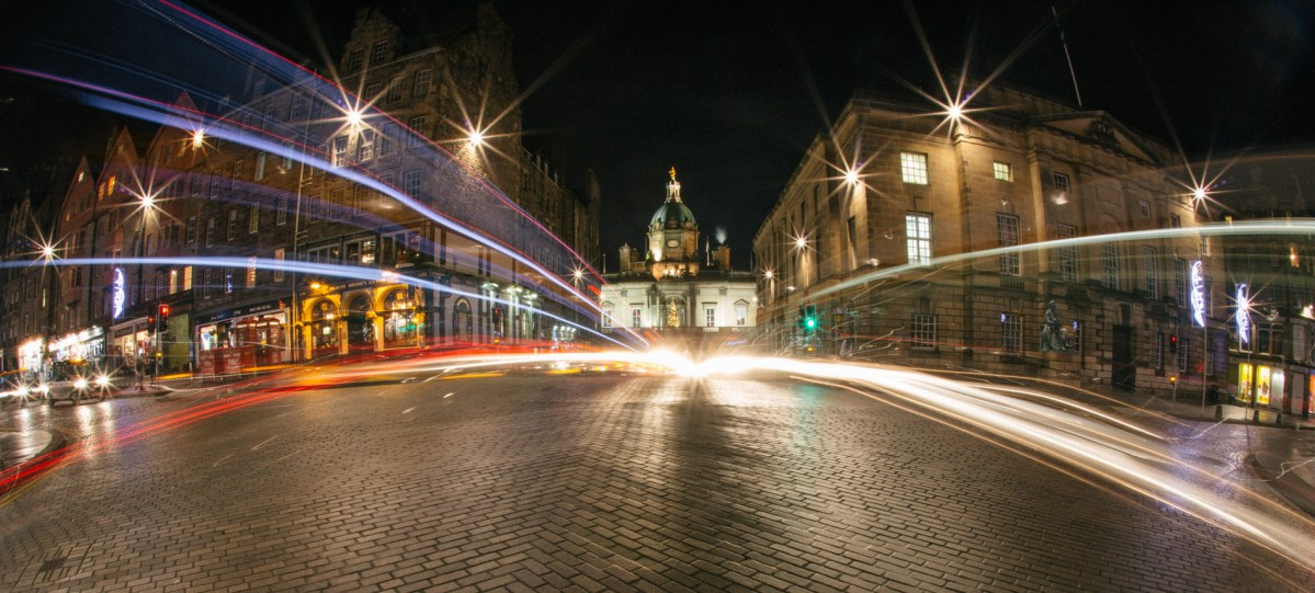 Quick Guide to Photographing Light Trails in Cities