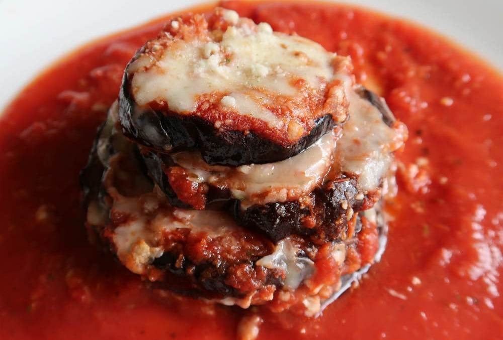 Eggplant Tower – This Recipe Changed My Life