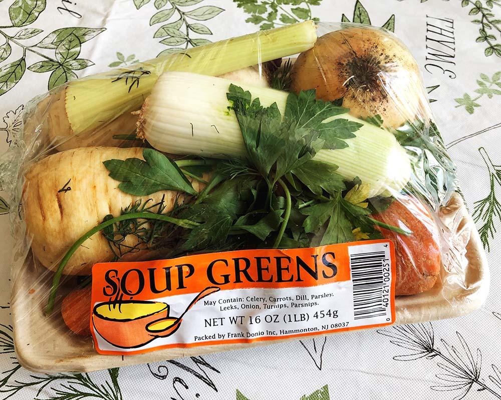 soup greens kit