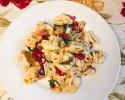 tortellini antipasto salad