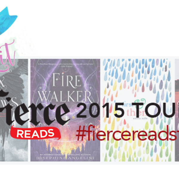 2015 Fierce Reads Tour: Recap!