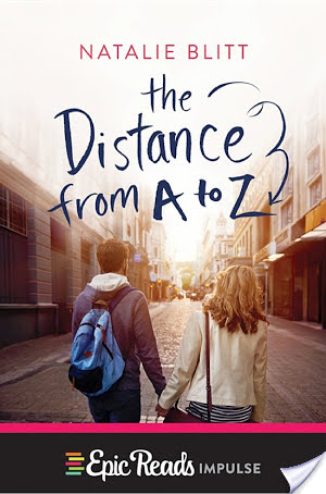 La Vie En Rose: The Distance from A to Z by Natalie Blitt