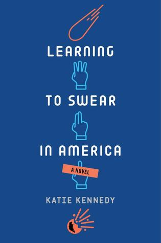 Learning to Swear in America | Giveaway + Guest Post by Author Katie Kennedy